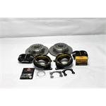 Garage Sale - Wilwood 140-7140 Rear Disc Brake Kit, Big Ford 9 Inch New 2-1/2 Offset