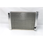 Garage Sale - Griffin 27.5 In. Chevy Single Row Core Lightweight Alum Racing Radiator