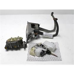 Garage Sale - TCI 600-6570-56 Under-Floor Power Brake / Hydraulic Clutch Assembly