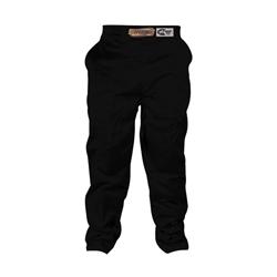 Garage Sale - Speedway Racing Pants Only, SFI-1, Black, Size XXL