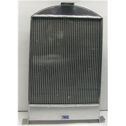 Garage Sale - AFCO Aluminum Radiator 1933-34 Ford Car