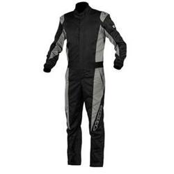 Alpinestars GPT 2-Layer Nomex Racing Suit, Black Size Medium, SFI 3.2