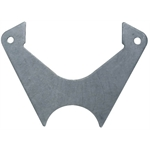 AFCO 40120 Weld-On Rear Caliper Bracket, 3/16 Inch Thick