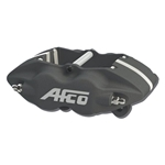 AFCO 6630240 F22 Forged Aluminum Caliper-1.25 In Rotor-1-3/4 In Piston
