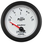 Auto Meter 7816 Phantom II Air-Core Fuel Level Gauge, 2-5/8 Inch