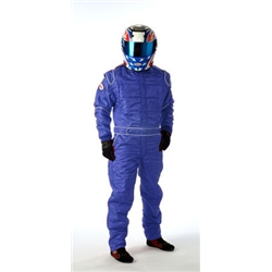 Bell Ultra 5 Suit Blue