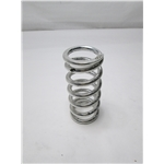 Garage Sale - AFCO 28450-1CR 8 Inch Extreme Chrome Coil-Over Spring, 450 Rate