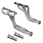 Dynatech Long Tube Headers, 1-3/4 - 1-7/8, 3 Inch Reducer, Ceramic Coated