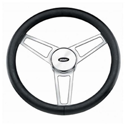 Grant 15201 Heritage Collection Mag 3 Steering Wheel, 14-3/4 Inch