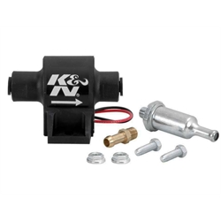 K&N Engineering 81-0403 Inline Fuel Pump, 34 GPH, 7-10 PSI