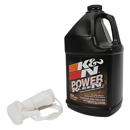 K&N Filters 99-0635 Air Filter Cleaner, 1 Gallon
