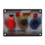 Ignition Starter Switch Panels