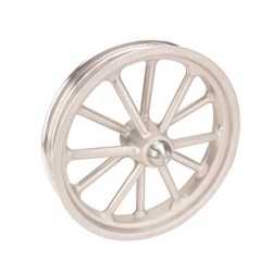 Radir 18 x 3 Inch Spindle Mount Wheel