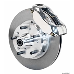 Wilwood 140-11017-P FDL 11 In. Front Brake Kit, 74-80 Pinto/Mustang II