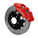 Wilwood 140-13582-R AERO6 GT Front Disc Brake Kit, 14 Inch