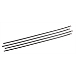 DEi 010202 14 Inch Stainless Steel Locking Ties, 4 Pack