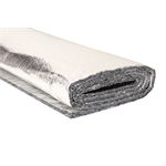 Aluminized Heat and Noise Insulation Shield, 2-Ply