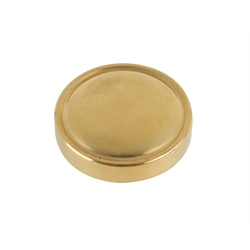 Top Prop Nuts - Brass