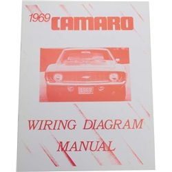 Jim Osborn MP0034 69 Camaro Wiring Diagrams