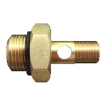 Garage Sale - Golden Eagle H Series Fuel Rail Fitting, 12MM 1.25 X AN8