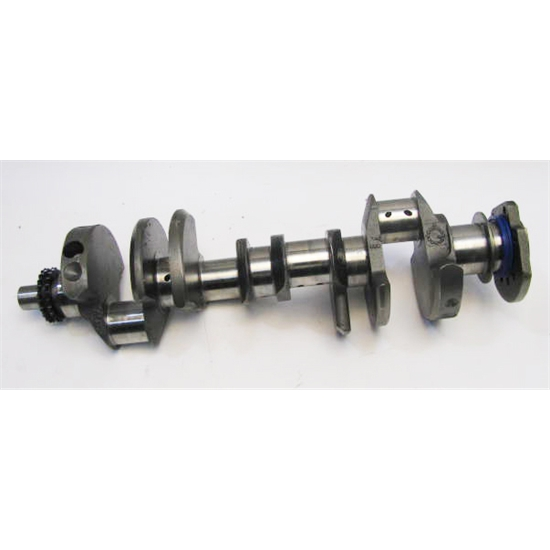 Speedway Cast Steel SBC Crankshaft, Two
