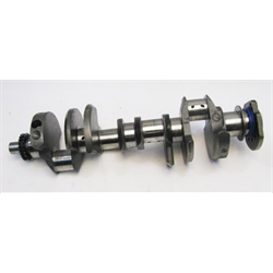 Garage Sale - Speedway Cast Steel SBC Crankshaft, Two-Piece Main