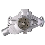 Garage Sale - Speedway Small Block Chevy Short Aluminum Water Pump, Plain