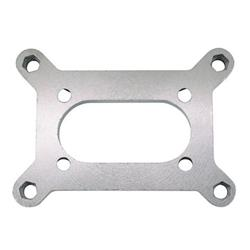 Holley 2300 to Rochester 2G Two Barrel Intake Carburetor Adapter