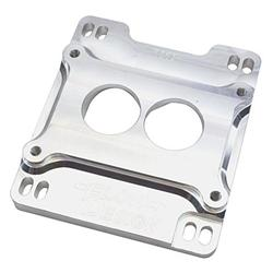 Billet 2BBL Spacer, Single Plane