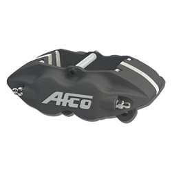 AFCO 6630230 F22 Forged Aluminum Caliper-1.25 In Rotor-1-3/8 In Piston