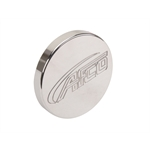 AFCO 80094 Billet Aluminum Radiator Cap with Logo