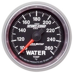 Auto Meter 3655 Sport-Comp II Digital Stepper Motor Water Temp Gauge