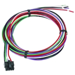 Auto Meter P19373 Spek-Pro Replacement Wire Harness, Tach/Speedometer