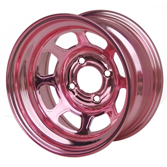 Aero 31-984010PIN 31 Series 13x8 Wheel, Spun, 4 on 4 BP, 1 Inch BS