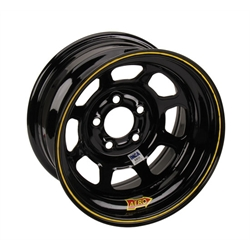 AERO 52 Series IMCA Certified Race Wheel, 5 on 4-3/4 Inch Bolt Pattern