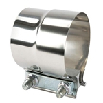 Dynatech   789-70300 Stepped Band Tube Clamp, 3 Inch