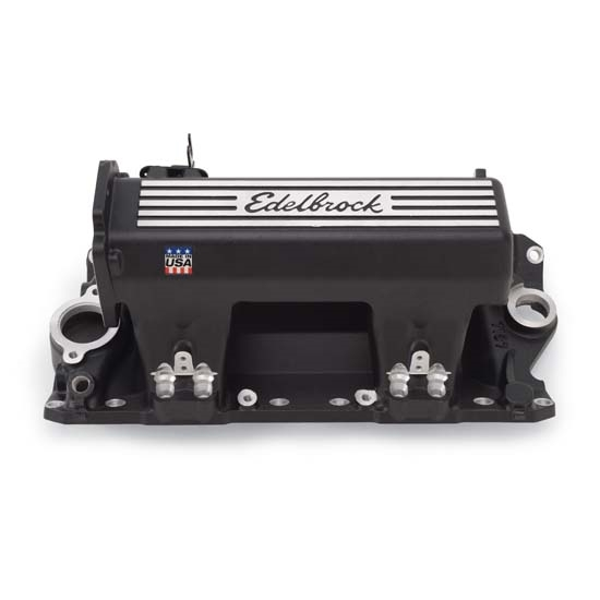 Edelbrock 71373 Pro-Flo XT EFI Intake Manifold, Small