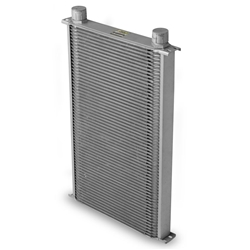 Earls 46000ERL 60 Row Oil Cooler Core, Black