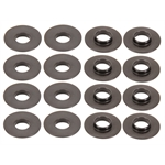 Manley 42446-16 Pro Series Valve Spring Locators, Set of 16