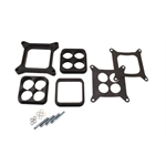Proform 67160C Trackside Carburetor Spacer Kit, 1 Inch Thick