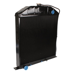 Garage Sale - Walker Z-Series 1942-1948 Ford Radiator for Ford Engine