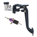 Speedway Hydraulic Clutch Pedal Kit, Swing Mount