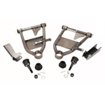 Mustang II Tubular Lower Arms for Air Ride/Wilwood Brakes No Strut Rod