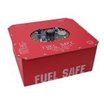Fuel Safe ED122B-LM Enduro Fuel Cell, 22 Gallon, -10 AN Pickup