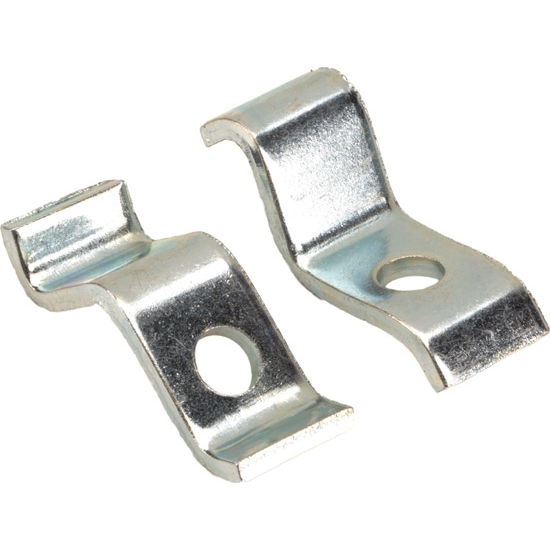 Camaro Bumper Guard : Reproduction deluxe rear bumper guard clamps for