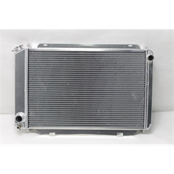 Garage Sale - AFCO Direct Fit 1979-93 Mustang Radiator, No Trans Cooler