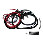 Afco 8000044402 Universal Dual Cooling Fan Wire Harness, 40 Amp Relays