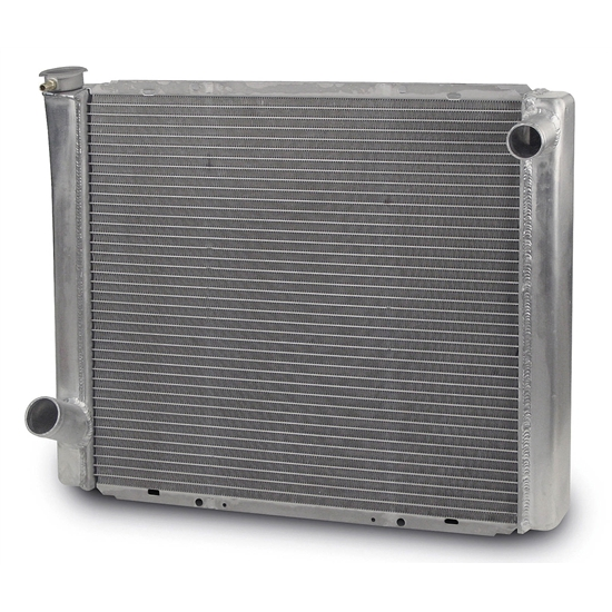 AFCO 80127FN IMCA Style Chassis Ford/Mopar Universal Radiator - 24 In