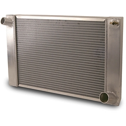 AFCO 80128N Standard Universal Chevy Radiator, 23 In Wide x 15 In Tall