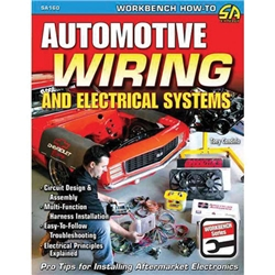 Book/Manual - Auto Wiring & Electrical Systems